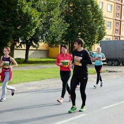 3. Tartu Linnamaraton/Sügisjooks - Ann-Kairit Eensoo (2452), Ruta Reim (2522)