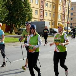 3. Tartu Linnamaraton/Sügisjooks - Amanda Väiko (2096), Ilze Rata (5188)