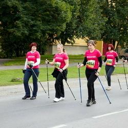 3. Tartu Linnamaraton/Sügisjooks - Pille Augla (5015), Annika Esula (5024), Kairi Pard (5166)
