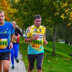 3. Tartu Linnamaraton/Sügisjooks - Aare Einsoo (2508)