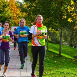 3. Tartu Linnamaraton/Sügisjooks - Kristi Tüli (2080), Indrek Reimand (2351), Anna-Liisa Pehlak (2813)