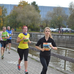 3. Tartu Linnamaraton/Sügisjooks - Anna Semenas (2271)