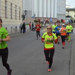 3. Tartu Linnamaraton/Sügisjooks - Bianca Mehine (2260), Riina Sindonen (2465)