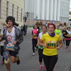 3. Tartu Linnamaraton/Sügisjooks - Anna Semenas (2271), Madis Sulg (10058)