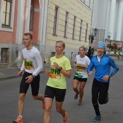 3. Tartu Linnamaraton/Sügisjooks - Kristjan Mägi (2506), Kaili Laanemets (2790), Birgit Kasela (2889)
