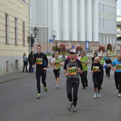 3. Tartu Linnamaraton/Sügisjooks - Andri Luik (2137), Aaro Nursi (2262)