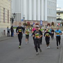 3. Tartu Linnamaraton/Sügisjooks - Triin Määrits (2070), Andri Luik (2137), Aaro Nursi (2262), Argo Tõruke (2707)