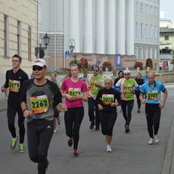 3. Tartu Linnamaraton/Sügisjooks - Andri Luik (2137), Aaro Nursi (2262), Argo Tõruke (2707)