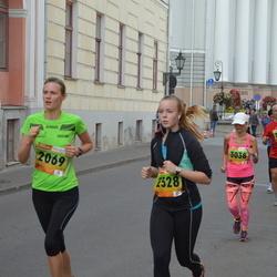 3. Tartu Linnamaraton/Sügisjooks - Anneliis Kilk (2069), Laura Ilves (2528), Oskar Kilk (2898), Kerttu Jaks (3038)