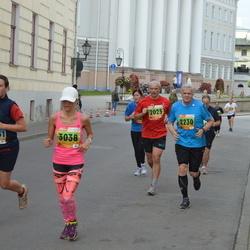 3. Tartu Linnamaraton/Sügisjooks - Tiit Mauer (2025), Jaan Reinson (2230), Kerttu Jaks (3038), Anna Walentowitz (10051)