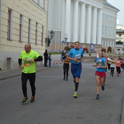 3. Tartu Linnamaraton/Sügisjooks - Andis Andersons (2369)