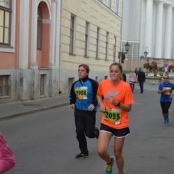 3. Tartu Linnamaraton/Sügisjooks - Brita Sander (2055)