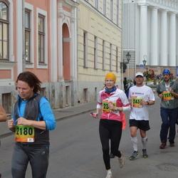 3. Tartu Linnamaraton/Sügisjooks - Gerda Sillaste (2180), Anni-Mari Pehlak (2814)