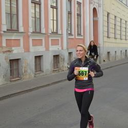 3. Tartu Linnamaraton/Sügisjooks - Annika Labent (2387)
