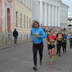 3. Tartu Linnamaraton/Sügisjooks - Aleksei Bogatšov (5287)