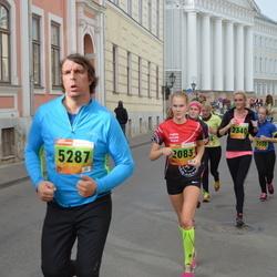 3. Tartu Linnamaraton/Sügisjooks - Jaanika Arm (2083), Aleksei Bogatšov (5287)