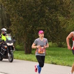 3. Tartu Linnamaraton/Sügisjooks - Annika Vaher (23)
