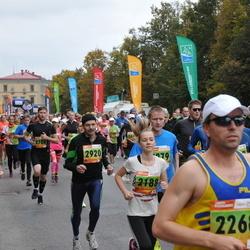 3. Tartu Linnamaraton/Sügisjooks - Triinu Tollimägi (2188), Aare Kiik (2920)