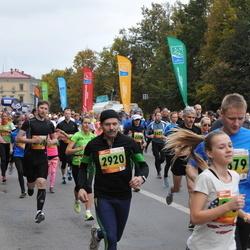 3. Tartu Linnamaraton/Sügisjooks - Aare Kiik (2920)