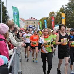 3. Tartu Linnamaraton/Sügisjooks - Brita Sander (2055), Kristi Tüli (2080)