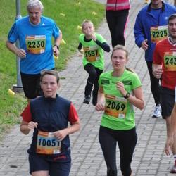 3. Tartu Linnamaraton/Sügisjooks - Anneliis Kilk (2069), Jaan Reinson (2230), Tristan Aik Sild (2557)