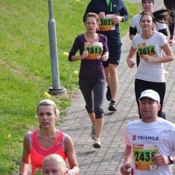 3. Tartu Linnamaraton/Sügisjooks - Anna-Liisa Pehlak (2813)