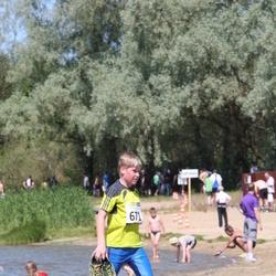 41. jooks ümber Harku järve - Christopher Kalev (671)