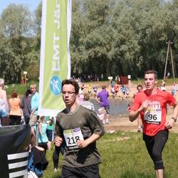 41. jooks ümber Harku järve - Andre Petraudze (96), Jakob Gill (218)