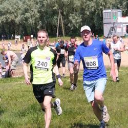 41. jooks ümber Harku järve - Aare Treier (240), Vambo Oolberg (808)