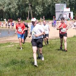 41. jooks ümber Harku järve - Rain Pelapson (199), Aalo Kukk (230), Kalle Palmar (269)