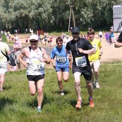 41. jooks ümber Harku järve - Eero Kookla (73), Ando Pruuel (833), Toomas Kruus (1029)