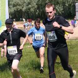 41. jooks ümber Harku järve - Ando Pruuel (833), Ahti Soom (889), Toomas Kruus (1029)