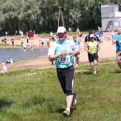 41. jooks ümber Harku järve - Arto Lepik (282)