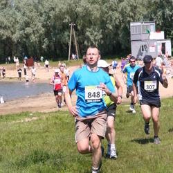 41. jooks ümber Harku järve - Arnold Kannike (307), Tarmo Rikkinen (848)