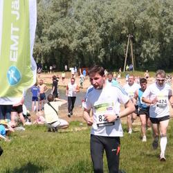 41. jooks ümber Harku järve - Martin Riidamets (424), Ago Pelisaar (820)