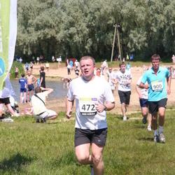 41. jooks ümber Harku järve - Tomas Bluum (472), Janek Taaler (900)