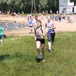 41. jooks ümber Harku järve - Annika Vaher (116), Ksenia Savtšenko (875)