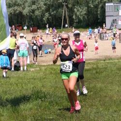 41. jooks ümber Harku järve - Birgit Erik (623)