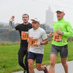 3. Tartu Linnamaraton/Sügisjooks - Andre Abner (81), Erik Jõgi (82)