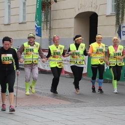3. Tartu Linnamaraton/Sügisjooks - Maie Pavljuk (2781), Marin Rattik (2782), Külli Must (2783), Reilika Kõrkjas (2784), Heiki Küla (2785), Ago Koppel (2786), Aune Tamm (5234)