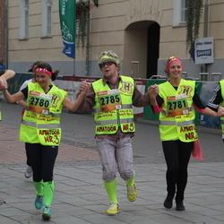3. Tartu Linnamaraton/Sügisjooks - Ireen Reier (2780), Külli Must (2783), Heiki Küla (2785), Ago Koppel (2786)