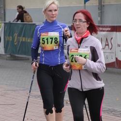 3. Tartu Linnamaraton/Sügisjooks - Annika Põlgast (5178)