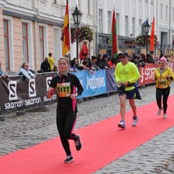 3. Tartu Linnamaraton/Sügisjooks - Annika Põld (5177)