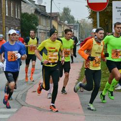 3. Tartu Linnamaraton/Sügisjooks - Rasmus Pind (8), Hannes Veide (21), Indrek Teppo (534), Andis Geste (542)