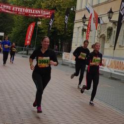 3. Tartu Linnamaraton/Sügisjooks - Annemari Rammo (3004)