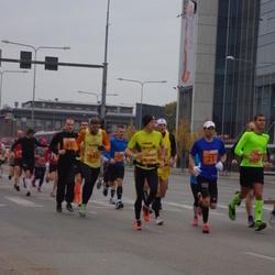 3. Tartu Linnamaraton/Sügisjooks - Hannes Veide (21), Andis Geste (542)