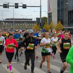 3. Tartu Linnamaraton/Sügisjooks - Janek Kasela (2368), Viljar Niinepuu (2865), Birgit Kasela (2889), Ketlin Edela (2896)