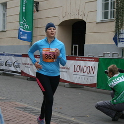 3. Tartu Linnamaraton/Sügisjooks - Annika Toit (363)