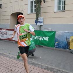 3. Tartu Linnamaraton/Sügisjooks - Armin Angerjärv (2007)