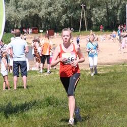 41. jooks ümber Harku järve - Annika Liiv (466)